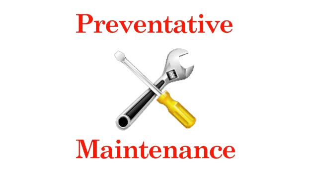 Preventative maintenance and repair for your bike