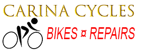 Carina Cycles and GIANT Bicyles - working together for you