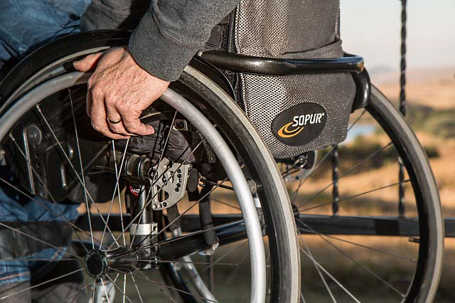 Wheelchair Repairs